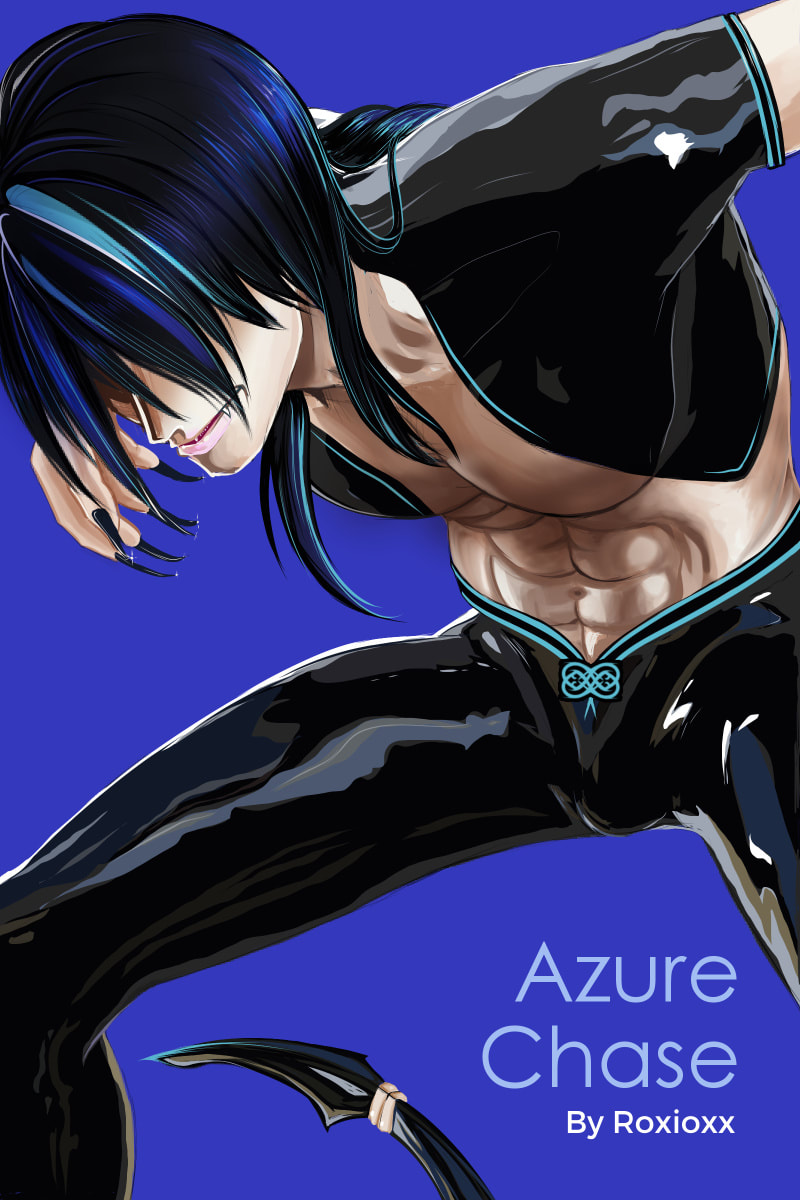 Azure Chase Cover